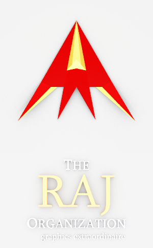 The Raj Organization Logo